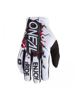 Ръкавици O'NEAL MATRIX VILLAIN WHITE
