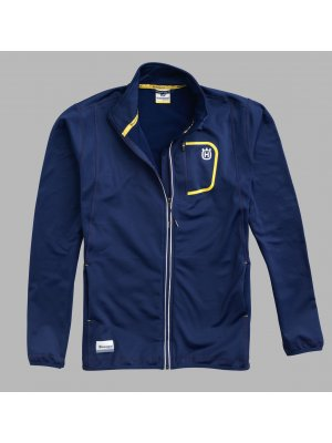 Суичър HUSQVARNA BASIC LOGO ZIP JACKET