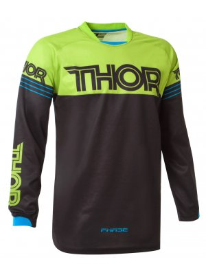 Детски екип Thor Phase Hyperion Green