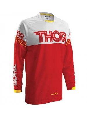 Детски екип Thor Phase Hyperion Red