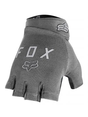 FOX RANGER SHORT GEL GLOVES GREY