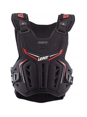 Протекторна жилетка Leatt Chest Protector 3DF AirFit Black/Red