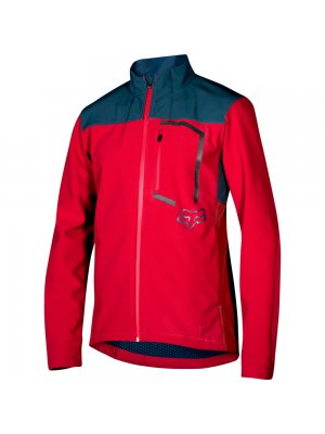 Яке Fox Attack Fire Jacket Cardinal