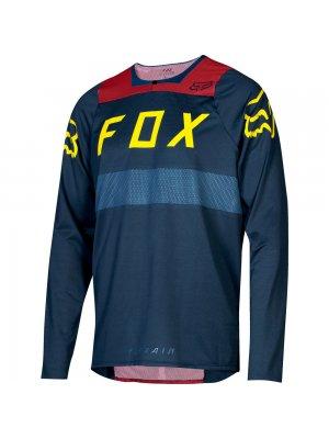 Блуза FOX FLEXAIR JERSEY MIDNIGHT