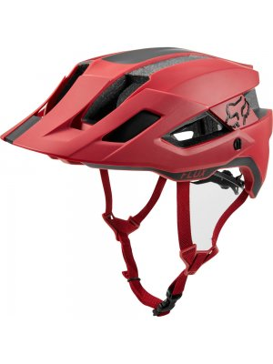FOX FLUX HELMET CARDINAL