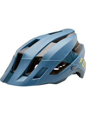 FOX FLUX HELMET SLATE BLUE