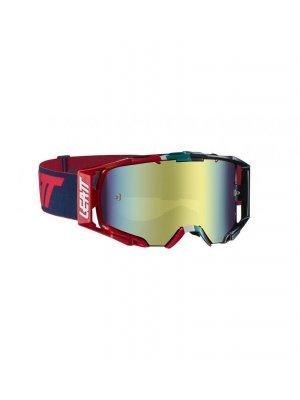 Очила LEATT GOGGLE VELOCITY 6.5 IRIZ INK/RED BRONZ 22%