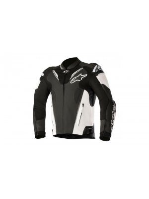 Яке ALPINESTARS ATEM V3 LETHER YELLOW JACKET