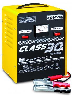 DECA Class 30A 12-24V 20-300Ah