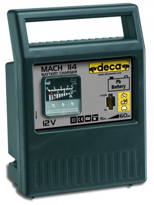 DECA MACH114 12V 15-60Ah