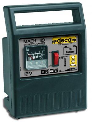 DECA MACH119 12V 10-120Ah