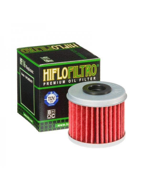 Hiflo HF116 - HM MOTO, Honda, Husqvarna
