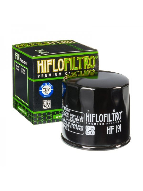 Hiflo HF191 - Peugeot, Triumph