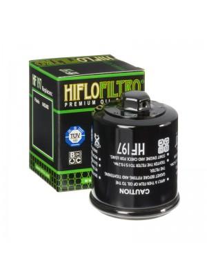 Hiflo HF197 - Aeon, Benelli, PGO