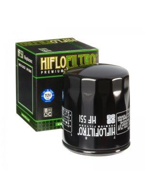 Hiflo HF551 - Moto Guzzi