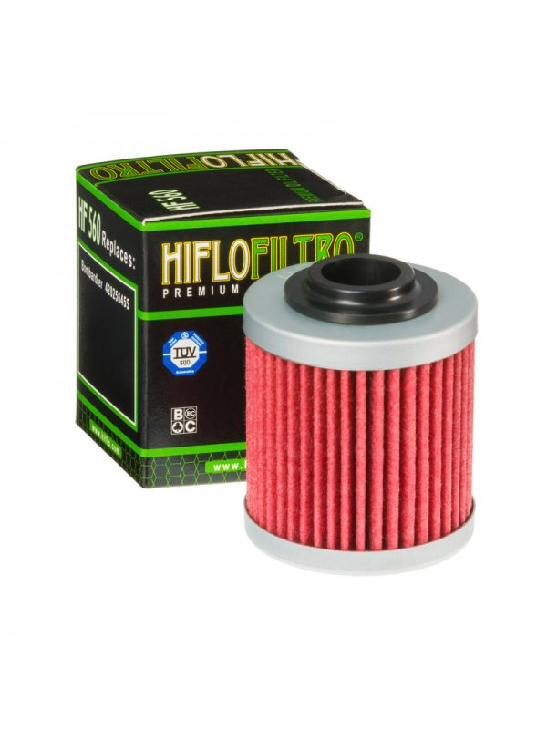 Hiflo HF560 - Can-Am