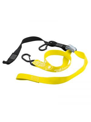Колани за захващане на мотор O'NEAL DE LUXE Tie Downs LOGO YELLOW