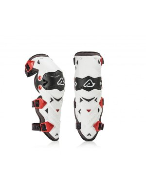 Наколенки Acerbis Impact Evo 3 Knee Guards WHITE