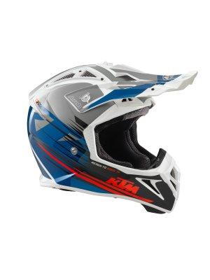 Каска Airoh AVIATOR 2.2 HELMET BLUE (KTM Design)