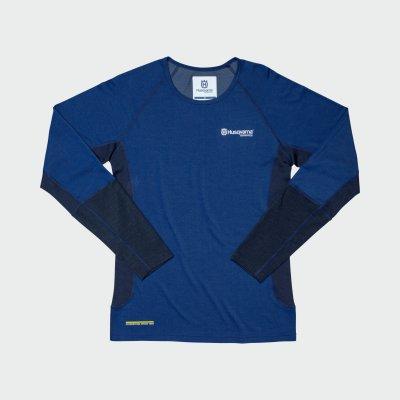 Тениска HUSQVARNA FUNCTIONAL UNDERSHIRT LONG
