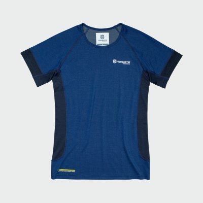 Тениска HUSQVARNA FUNCTIONAL UNDERSHIRT SHORT
