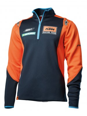 Пуловер KTM REPLICA TEAM THIN SWEATER