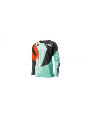 Блуза KTM SE AIR SLASH SHIRT MINT