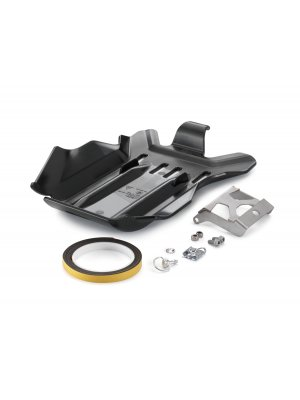 KTM Skid Plate Poly Resin Quick Release 250/300 11-16