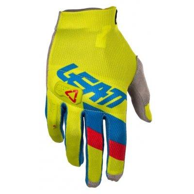 Ръкавици Leatt Glove GPX 3.5 Lite Lime/Blue