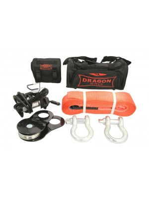 Off-Road Аксесоари DRAGON WINCH Kit BAG OFF ROAD LAWETA