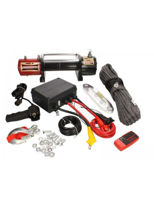 DRAGON WINCH Maverick DWМ12000 HD-S 12V