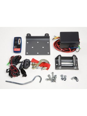 DRAGON WINCH Maverick DWM2500 ST 12V