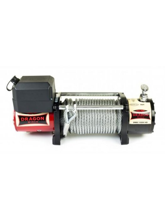 DRAGON WINCH Maverick DWМ13000 HD 12V 24V