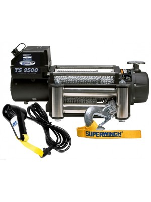 Superwinch TigerShark 9500Lb 12V