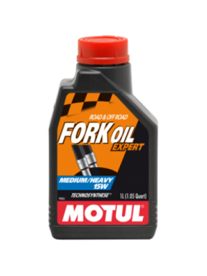 MOTUL Fork Oil Expert Medium / Heavy 15W 1L