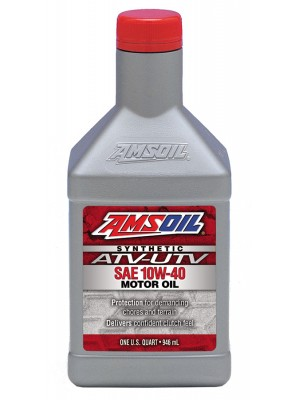 Amsoil ATV/UTV 10W-40 Synthetic 1L