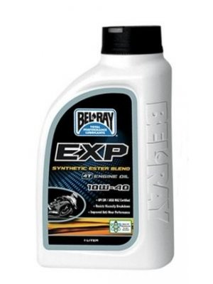 Bel Ray EXP Synthetic Ester Blend 10W40 1L