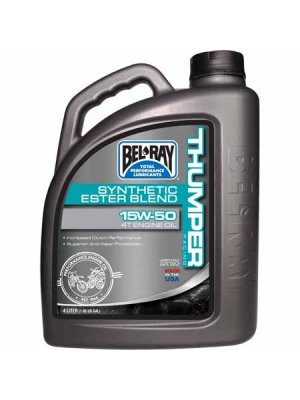 Bel Ray Thumper Synthetic Ester Blend 10W40 4L