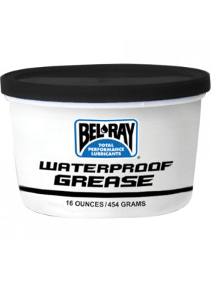 Грес Bel Ray Waterproof Grease 0.454kg