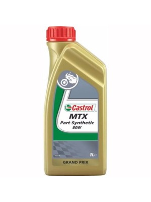 Castrol MTX PART SYNTETIC 80W 1L