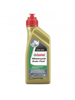 Спирачна Течност Castrol Motorcycle Brake Fluid 0.250L