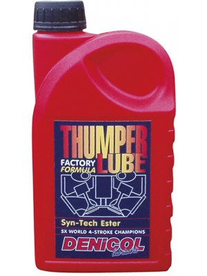 Масло Denicol Thumper Lube 10W40 1L