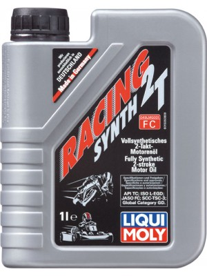 Liqui Moly RACING 2T SYNTH 1L