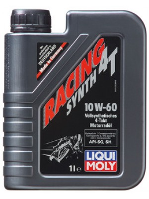 Liqui Moly RACING SYNTH 4T 10W60 1L