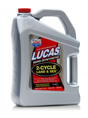 Lucas 2-CYCLE LAND & SEA OIL TC-W3 3.7L