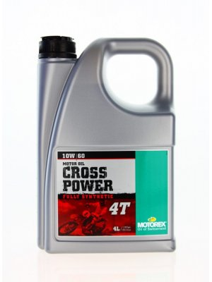 Motorex Cross Power 4T 10W60 4L