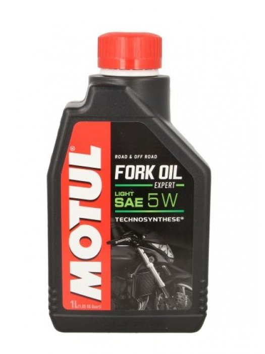 MOTUL Fork Oil Expert Light 5W 1L