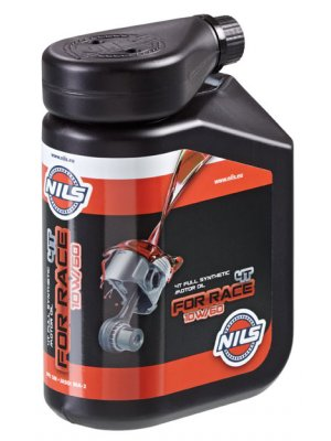 NILS OIL RACE 10W-60 1L