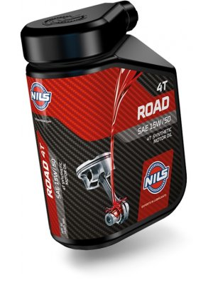 NILS OIL ROAD 15W-50 1L