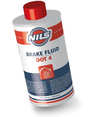 Спирачна течност NILS BRAKE FLUID DOT4 0.25L